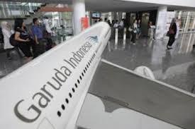 Logo Garuda Indonesia.  -