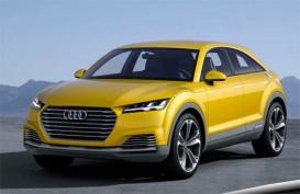 BEIJING MOTOR SHOW: Audi Luncurkan Konsep Off-road TT