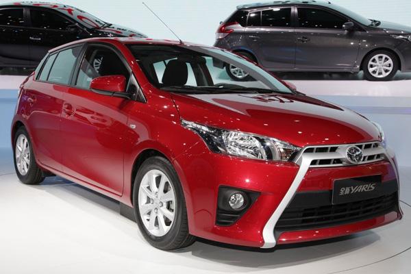 All New Toyota Yaris -