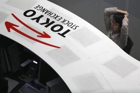 Bursa Jepang menguat pagi ini - Reuters