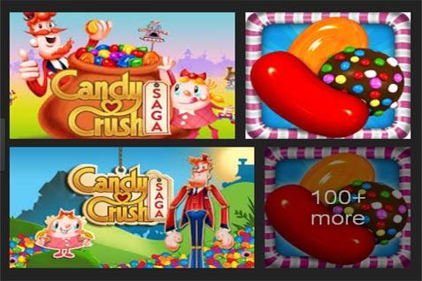 Beberapa permainan games. Omset bisnis mobile games capai ratusan juta rupiah
