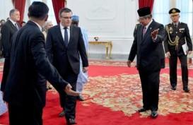 Presiden SBY Terima 7 Duta Besar Negara