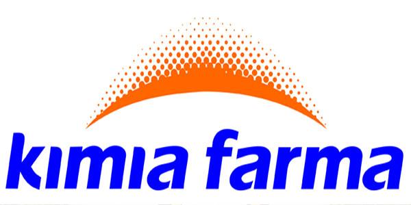 Logo Kimia Farma. Penjualan tumbuh 17% pada kuartal I - Bisnis