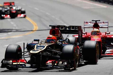 McLaren di F1 - Bisnis.com