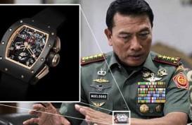 Jam Tangan Seperti yang Dipakai Panglima TNI Seharga Rp1,1 Miliar