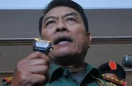Jam Tangan Panglima TNI: Jenderal Moeldoko Sebut Harganya Tak Sampai Semiliar