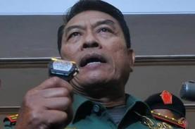 Jam Tangan Panglima TNI: Jenderal Moeldoko Sebut Harganya…