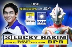 Artis Masuk DPR: Aktor Lucky Hakim Lolos Dari Dapil…