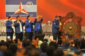 Capres Demokrat Tak Sekuat Jokowi & Prabowo