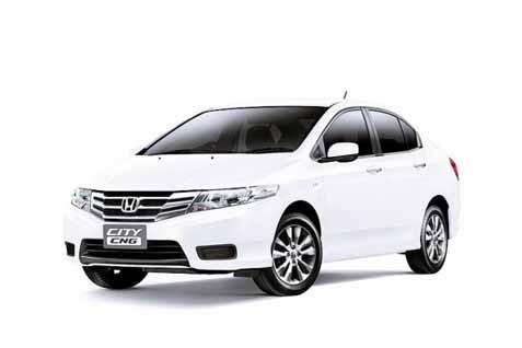 Honda City. Tipe Facelift Dijual Mulai Rp277 Juta -