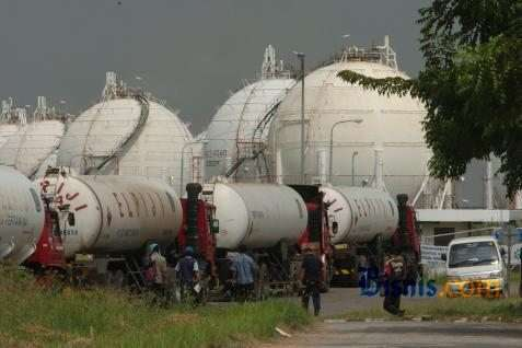 Kilang pengolahan gas. PGN mulai garap proyek CNG di Semarang - JIBI