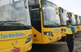 25 Bus Baru Perkuat Trans Metro Pekanbaru