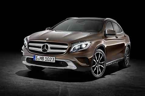 Mercedes Benz - Bisnis.com