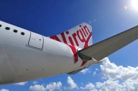 Virgin Australia Direcoki Pemabuk, Penerbangan di…