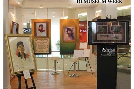 Pameran lukisan karya Basoeki Abdullah -  museumbasoekiabdullah