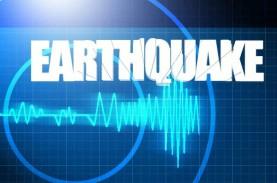 Gempa 5,0 SR Guncang Gunungkidul Yogya