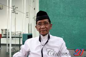 IDRIS SARDI MENINGGAL: Tantowi Yahya Usul Nama Almarhum…