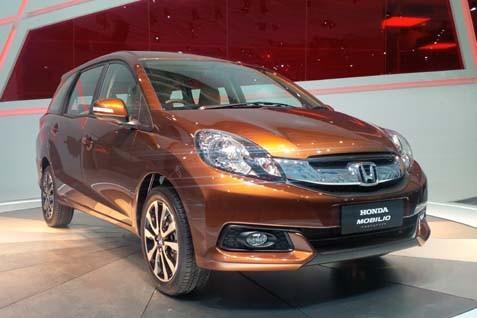 Honda Mobilio - Bisnis/Hery Lazuardi