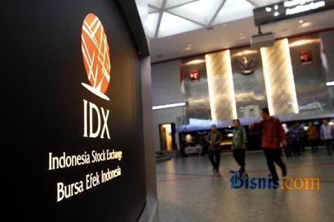 IHSG pada perdagangan Senin (28/4/2014) ditutup anjlok.  -  Bisnis.com
