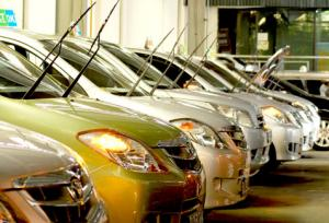 Mobil rental. Menjadi kontributor terbesar bagi Tunas Ridean - JIBI