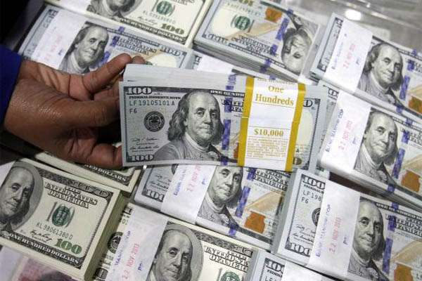 Indeks dolar menguat pagi ini