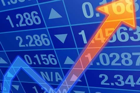 IHSG Naik. Dipicu laporan positif emiten perbankan - JIBI