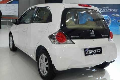 Honda Brio - Autocarin.com