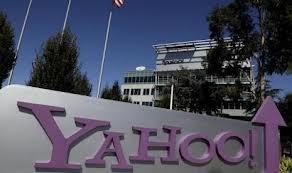 Saham Yahoo reli perkuat bursa AS