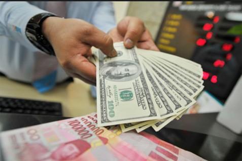 Dolar AS menguat. Bath Thailand tertekan - Bisnis