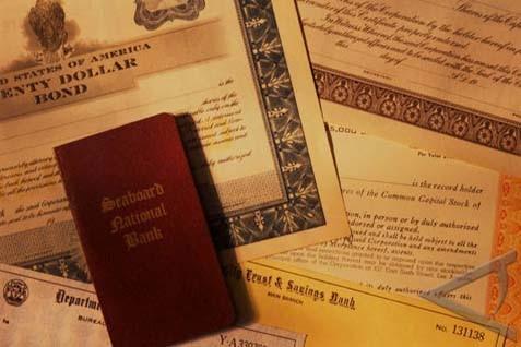 Surat berharga. Transaksi obligasi pemerintah melesat - JIBI