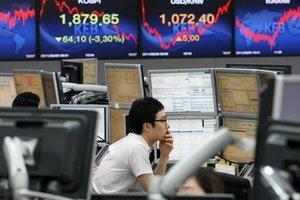 Bursa saham Hong Kong ditutup turun drastis.  -  Bisnis.com