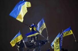 KRISIS UKRAINA: IMF Tingkatkan Bantuan, Putin Minta Pasukan Ukraina Mundur