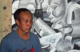 Karya Yarno Diminati Kolektor Lukisan Mancanegara