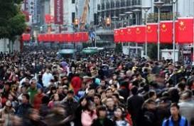 Kinerja Sektor Jasa Belum Mampu Bangkitkan Ekonomi China