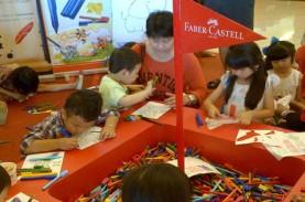 Faber-Castell Bangun Percaya Diri Anak Lewat Lomba…