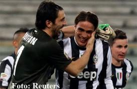 Hattrick Scudetto Juventus, Dipastikan Sebelum Pertandingan