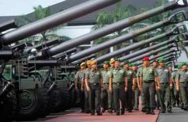 TNI AD Dapat 18 Meriam Baru Buatan Korea