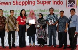 Super Indo Luncurkan Green Shopping