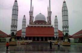 ISLAMIC CENTER Medan Mulai Dibangun Tahun Ini