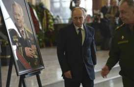 KRISIS UKRAINA: Pasukan Ditarik, Putin Minta Pemilu Ditunda