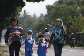 MERAPI WASPADA MELETUS: Warga Tiga Dusun di Sleman…