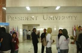 President University,  Perguruan Tinggi Swasta Termahal di Indonesia