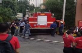 Salah Satu Kamar di Apartemen Grand Palace Terbakar, Tidak Ada Korban Jiwa