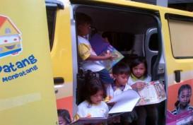 Bisolvon Luncurkan Mobil Untuk Pendidikan, Bermain, & Kesehatan