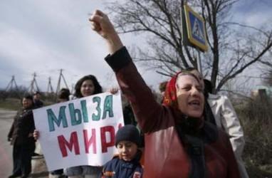 KRISIS UKRAINA: Donetsk dan Luhansk Umumkan Kemerdekaan
