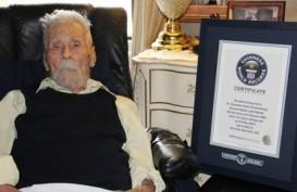 Ini Dia Lelaki Tertua Dunia yang Masih Hidup