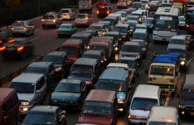 INFO LALU LINTAS: Arus Kendaraan Tersendat di Bunderan HI