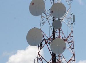 Menara salah satu operator selular. Pendapatan Tower Bersama naik 26,5% - JIBI