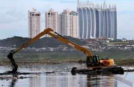 Jakarta Propertindo Klaim Proyek Waduk Pluit Sudah Hampir Selesai