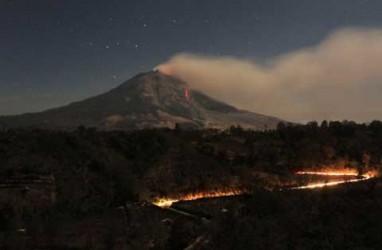 Kementerian ESDM Usul Kawasan Gunung Berapi Jadi Geopark Dunia